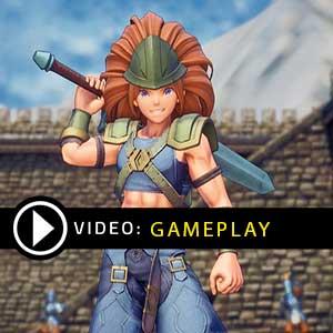 TRIALS of MANA Nintendo Switch Gameplay Video