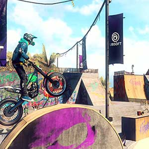 Trials Rising Rennstrecke