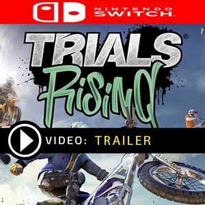 Trials Rising Nintendo Switch Digital Download und Box Edition