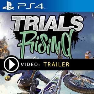 Trials Rising PS4 Digital Download und Box Edition