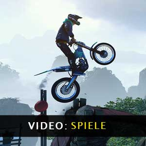 Trials Rising Gameplay Video