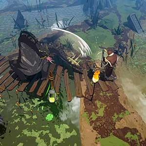 Tribes of Midgard Sumpf