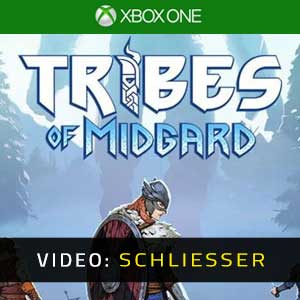 Tribes of Midgard Xbox One Video Trailer