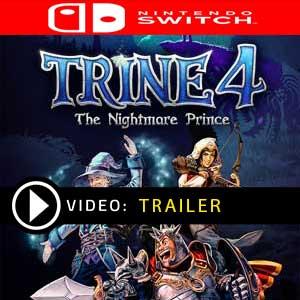 Trine 4 The Nightmare Prince Nintendo Switch Digital Download und Box Edition