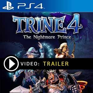 Trine 4 The Nightmare Prince PS4 Digital Download und Box Edition