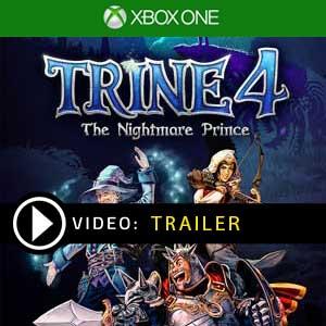 Trine 4 The Nightmare Prince Xbox One Digital Download und Box Edition