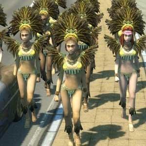 Tropico 4 Modern Times - paradieren