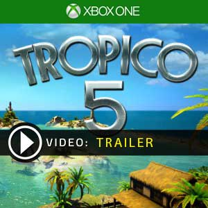 Tropico 5 Xbox One Digital Download und Box Edition