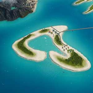 Tropico 6 Brücken
