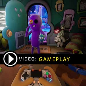 Trover Saves The Universe PS4 Gameplay Video