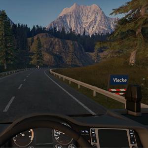 Truck Driver - Straße