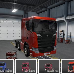Truck Driver - Jaunt Dev-Reihe