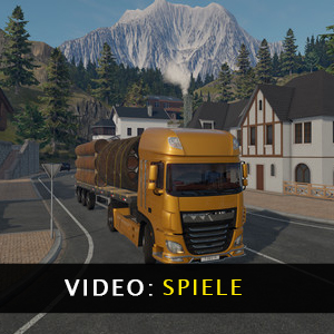 Truck Driver Gameplay-Video