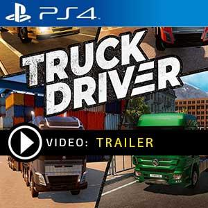 Truck Driver PS4 Digital Download und Box Edition