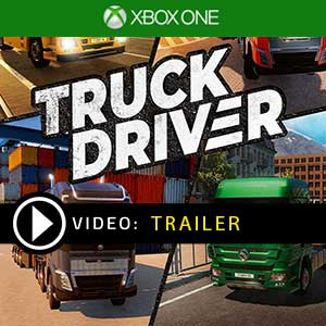 Truck Driver Xbox One Digital Download und Box Edition