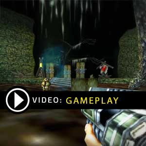 Turok 2 Seeds of Evil Gameplay Video