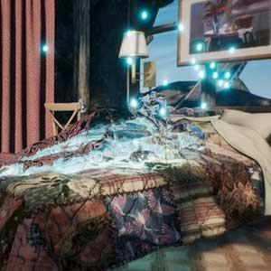 Schlafzimmer mit Twin Mirror