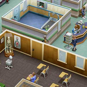 Two Point Hospital Forschungseinrichtungen