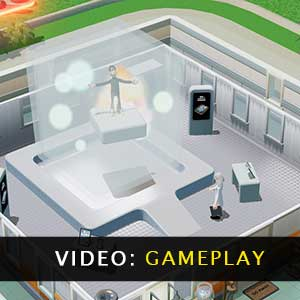 Two Point Hospital Off the Grid Gameplay Video