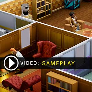 Two Point Hospital Video zum Gameplay