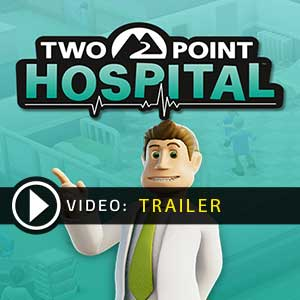 Two Point Hospital Video-Trailer