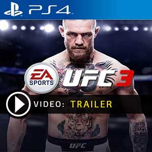 UFC 3 PS4 Prices Digital or Box Edition