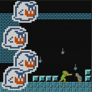 Ultimate NES Remix Nintendo 3DS Besiege den Hammer Bro!