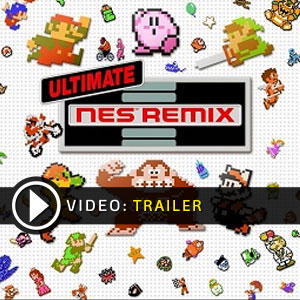 Ultimate NES Remix Nintendo 3DS Digital Download und Box Edition