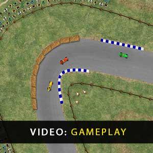 Ultimate Racing 2D Gameplay Video