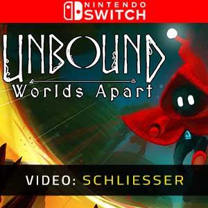 Unbound Worlds Apart Nintendo Switch Video Trailer
