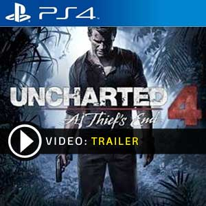 Uncharted 4 A Thiefs End PS4 Digital Download und Box Edition