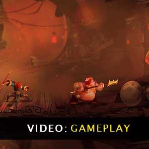 Unruly Heroes Gameplay Video