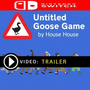 Untitled Goose Game Nintendo Switch Digital Download und Box Edition