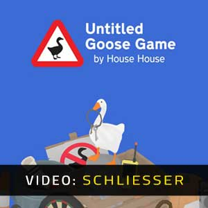 Untitled Goose Game Video Trailer