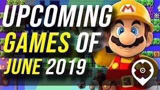 Top Spiele Release im Juni 2019
