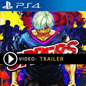 Uppers PS4 Digital Download und Box Edition