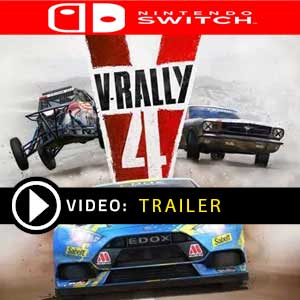 V-Rally 4 Nintendo Switch Digital Download und Box Edition