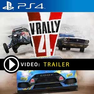 V-Rally 4 PS4 Digital Download und Box Edition