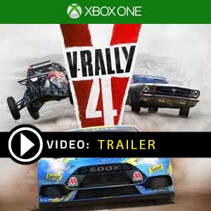 V-Rally 4 Xbox One Digital Download und Box Edition