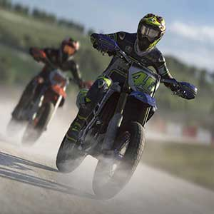 Valentino Rossi The Game VR46 Reiter