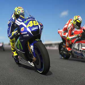 Valentino Rossi The Game Rennen
