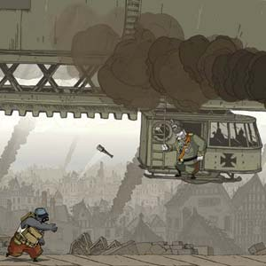 Valiant Hearts The Great War - Zeppelin