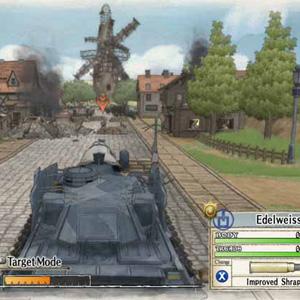 Tank Target Mode