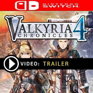 Valkyria Chronicles 4 Nintendo Switch Digital Download und Box Edition