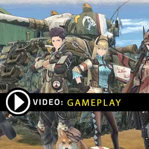 Valkyria Chronicles 4 PS4 Gameplay Video