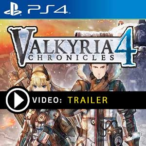 Valkyria Chronicles 4 PS4 Digital Download und Box Edition
