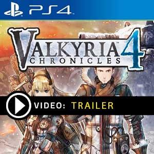 Valkyria Chronicles 4 PS4 Digital Download und Box Edition