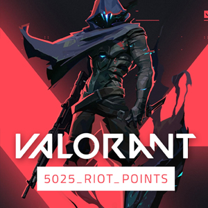 Valorant Riot Points Omen