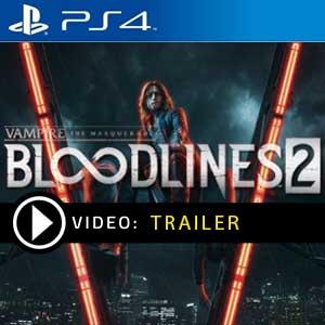 Vampire The Masquerade Bloodlines 2 PS4 Digital Download und Box Edition