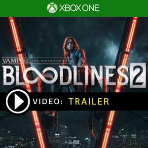 Vampire The Masquerade Bloodlines 2 Xbox One Digital Download und Box Edition